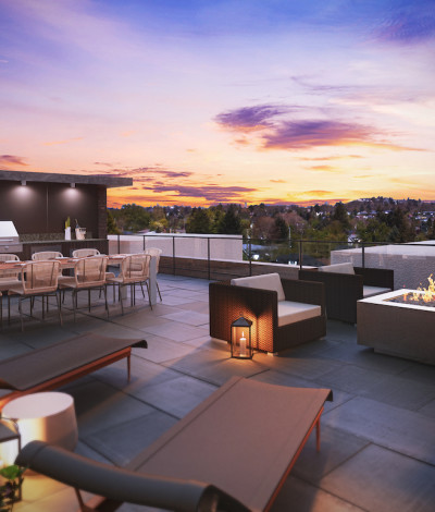 Bowker - Penthouse - Terrace